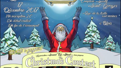 « Christmas Contest » Sound of Street BLOIS 17/12/17