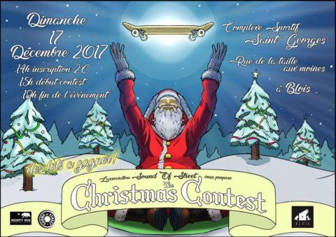 «Christmas Contest» Sound of Street BLOIS 17/12/17